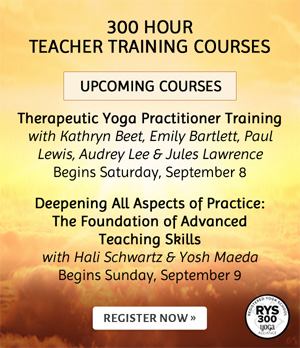 300 hour teacher training courses