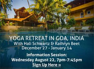 Yoga Retreat in Goa, India