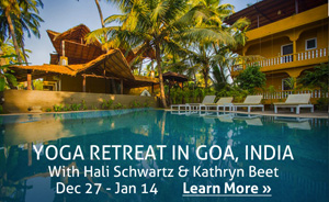 Yoga Retreat in Goa, Learn More
