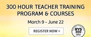 300 Hour Teacher Training