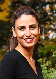Nazanin Mirahmadi