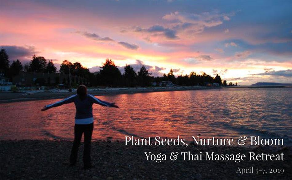 Plant Seeds, Nurture & Bloom Retreat