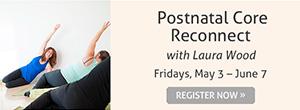 Postnatal Core Reconnect