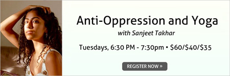 Anti-Oppression and Yoga Online: Integrating Mindfulness as a Radical Tool