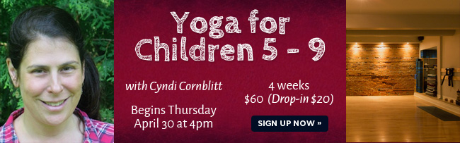 Yoga for Children 5-9