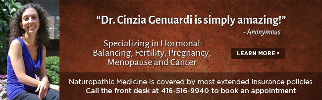 Dr. Genuardi is simply amazing!