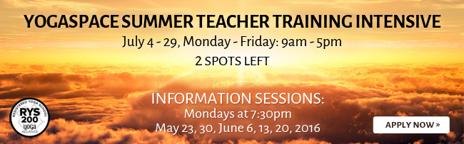 200 hour Teacher Training