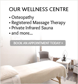 Our Wellness Centre