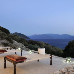 Yoga in Ithica, Greece