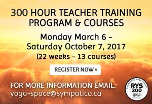 300 Hour Teacher Training Program & Courses