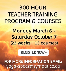 300 Hour Teacher Training Program & Courses