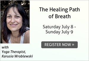 The Healing Path of Breath