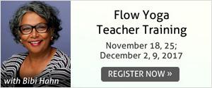 flow yoga teacher training